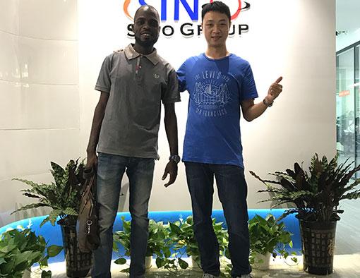 Visita de cliente